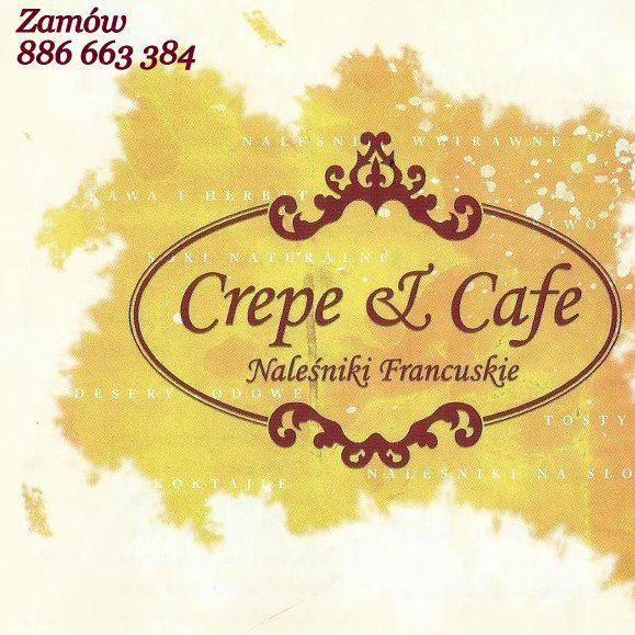 Naleśniki francuskie Crepe&Cafe
