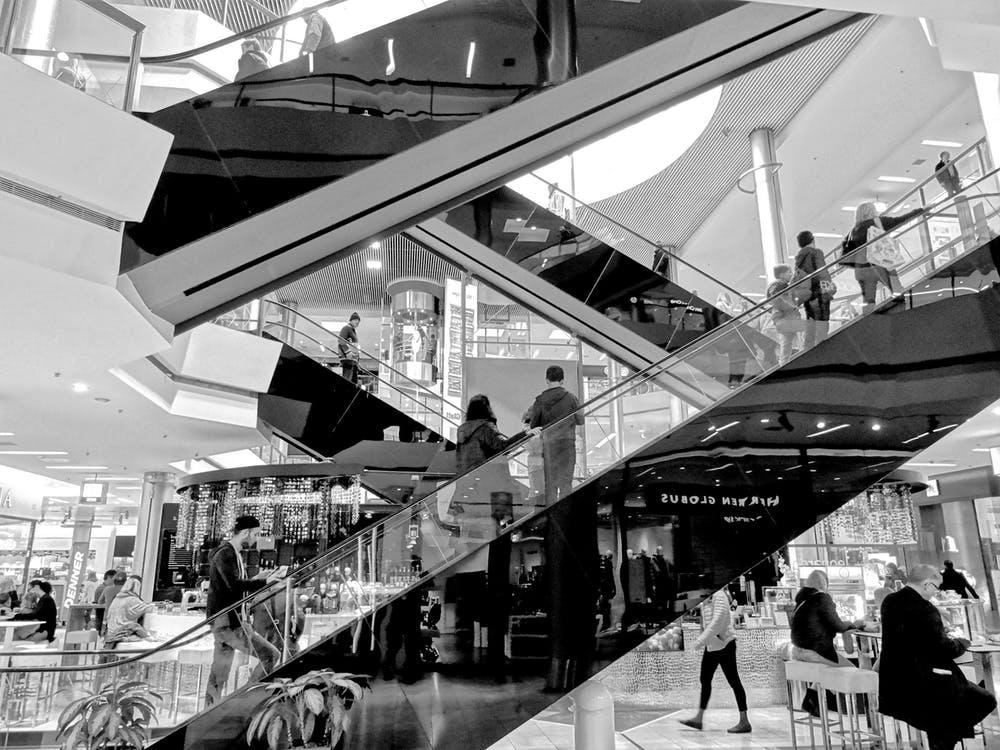 Sklepy i galerie handlowe
