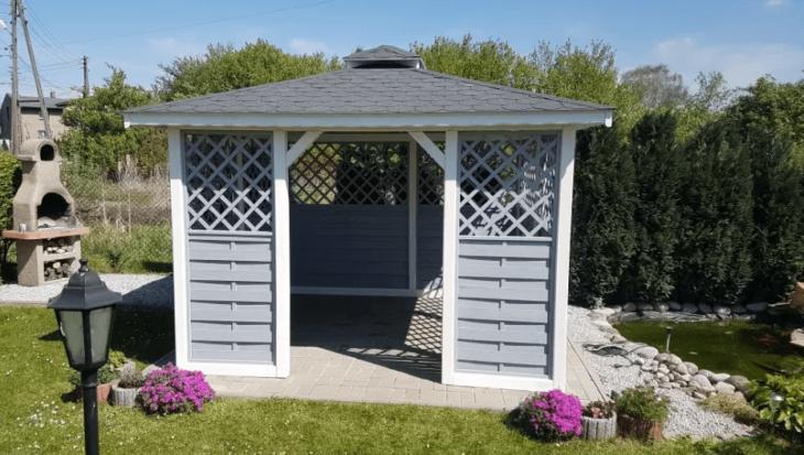 Altana ogrodowa – jak ją urządzić?